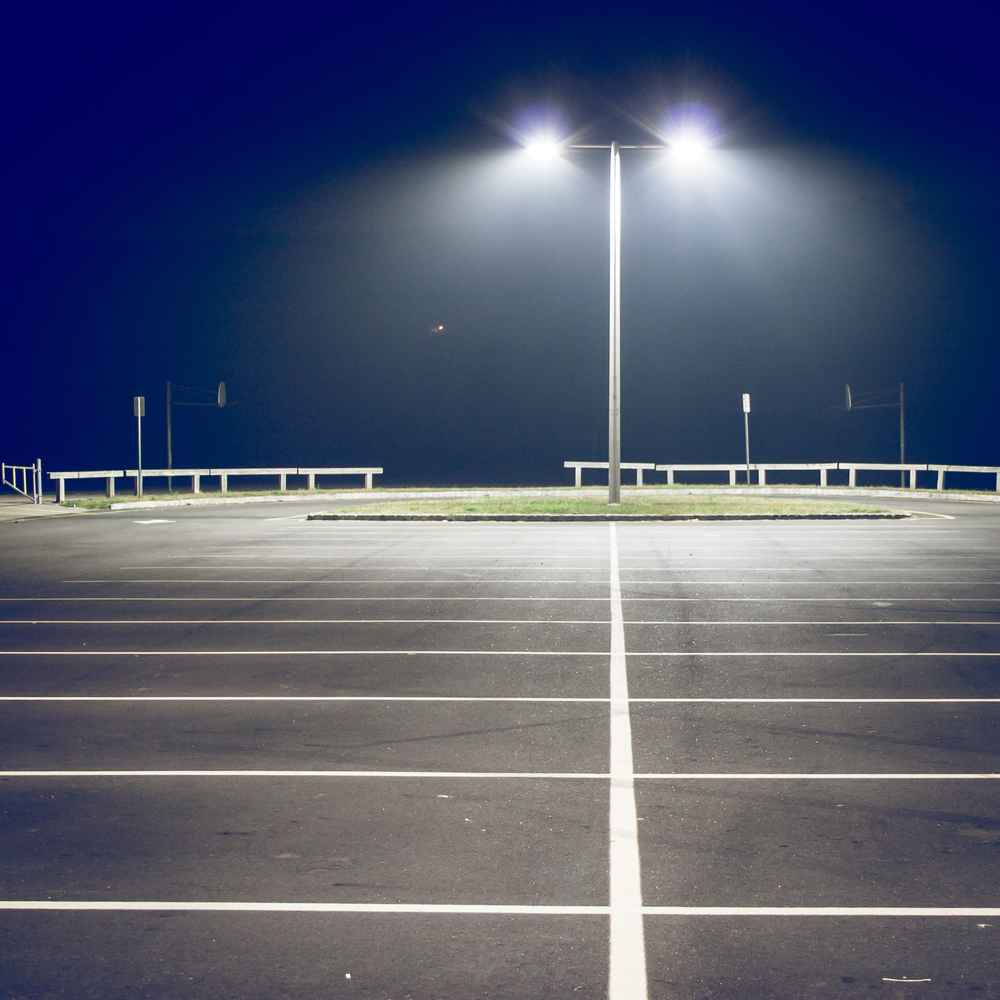 4 Reasons Why You Need LED Parking Lot Lighting