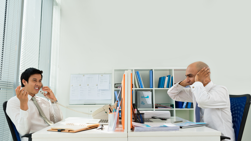 Is Sound Masking The Secret To A More Productive Office?