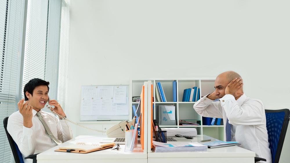 Sound Masking & Office Productivity