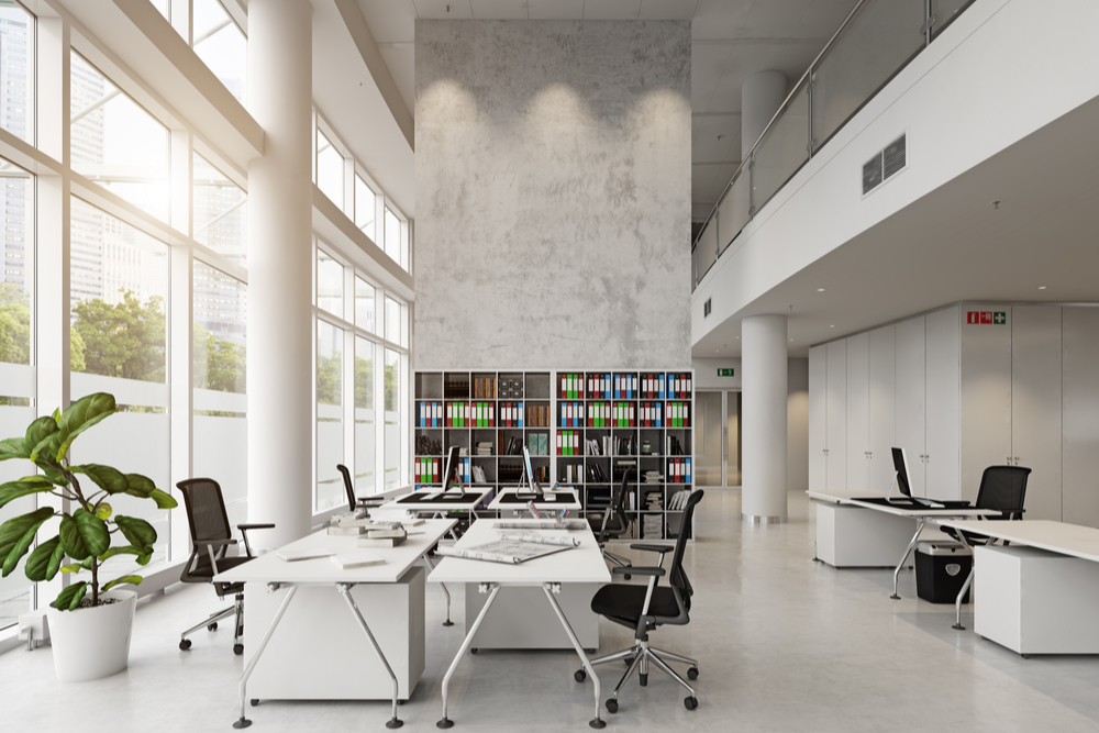 Light Control Strategies In Commercial Buildings